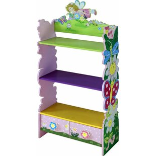 Adorable Kids Butterfly Dragonfly 33 inch  Bookcase
