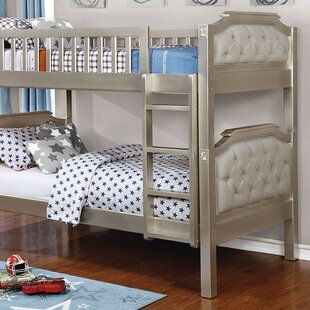 Fillmore Twin Over Twin Bunk Bed by Harriet Bee 2019 Sale