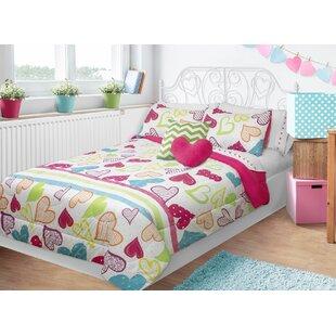 Alessandra Sweet Hearts Comforter Set