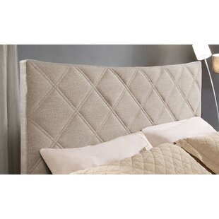 Upholstered Panel Headboard by Ivy Bronx