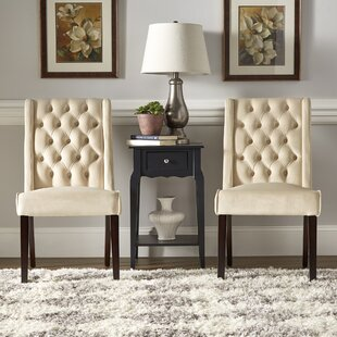 Lark Manor Justine Side Chair (Set of 2)