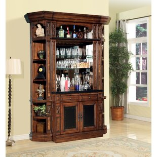 Clearance Library Outside Corner  Bookcase by Astoria Grand
