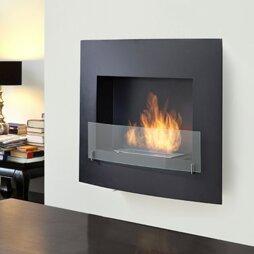 Eco Feu Wynn Wall Mount Ethanol Fireplace Wayfair