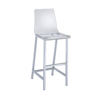 Ivy 46 Bar Stool Wade Logan