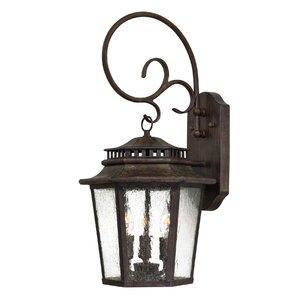 Wickford Bay 3-Light Outdoor Wall Lantern  sc 1 st  Wayfair & Hampton Bay Outdoor Lighting   Wayfair azcodes.com