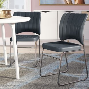 Komm Upholstered Dining Chair (Set of 2)