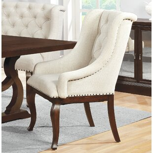 Upholstered Dining Chair (Set Of 2) by Scott Living Wonderful