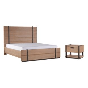 Dominey Panel Configurable Bedroom Set