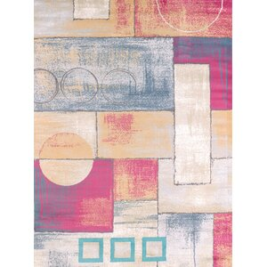 Modern Texture Abstract Area Rug