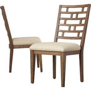 Lyons Side Chair (Set of 2) by August Grove
