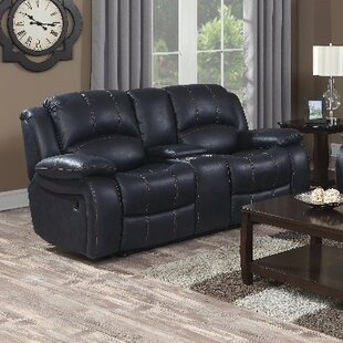 Emilie Reclining Loveseat by Red Barrel S..