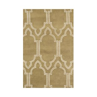 Searching for Hand-Tufted Mustard Gold Area Rug ByThe Conestoga Trading Co.