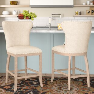 Purchase Epernay 26 Bar Stool by One Allium Way Reviews (2019) & Buyer's Guide