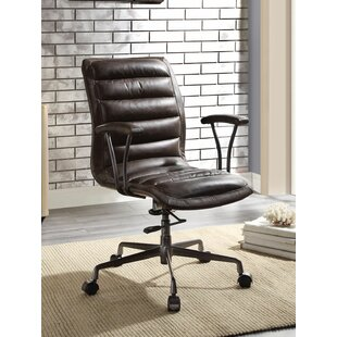 Khan Genuine Leather Executive Chair