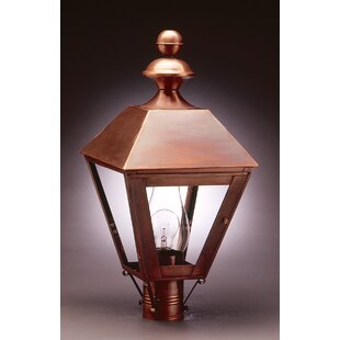 Top Reviews Boston 3-Light Lantern Head By Northeast Lantern
