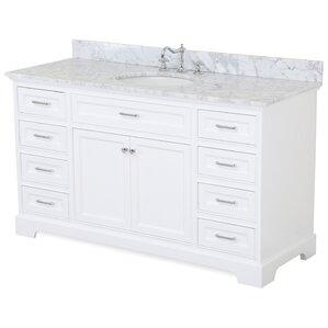 bathroom vanity one sink. Aria 60  Single Bathroom Vanity Set Farmhouse Rustic Vanities Birch Lane