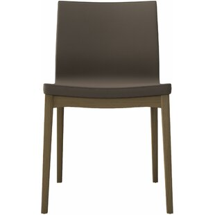 Tian Genuine Leather Upholstered Dining C..