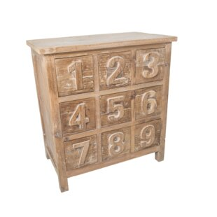 Skyler 9 Drawer Chest Of Drawers By Williston Forge