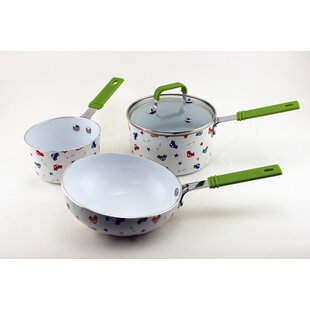 Children's Line- Boys Cookware Set