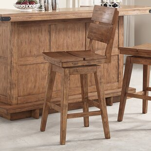 Aon Swivel Bar Stool (Set of 2)