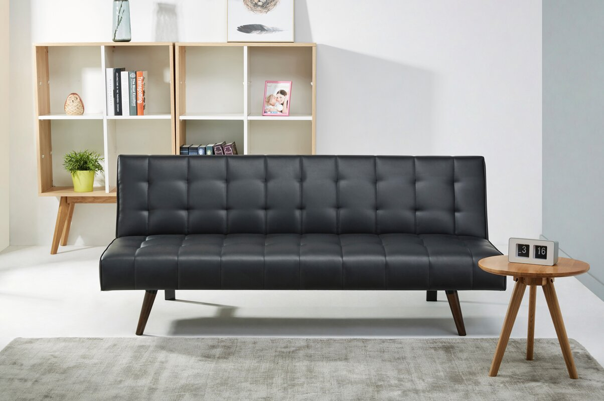 Warfel Modern Convertible Sofa