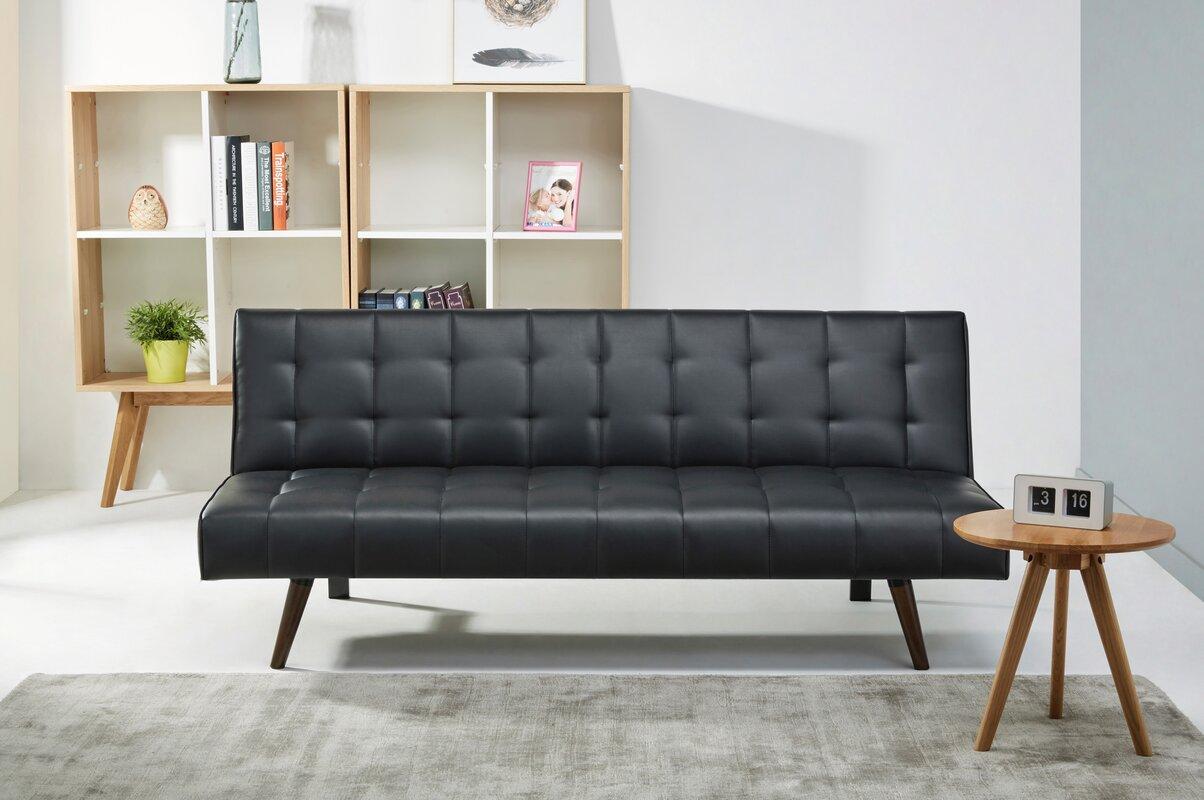 Warfel Modern Convertible Sofa