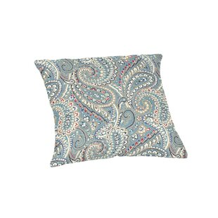 Hoffman Outdoor Throw Pillow
