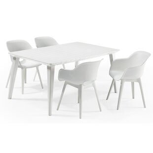 Cornia 4 Seater Dining Set By Sol 72 Outdoor