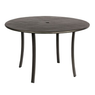 Canaveral Plastic/Resin Dining Table by W..
