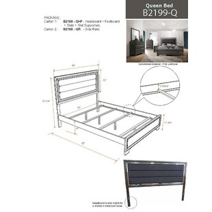 Plemmons Upholstered Panel Bed by House of Hampton