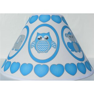 Safari 11 Fabric Empire Lamp Shade