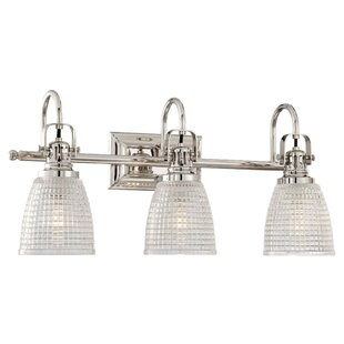 Breakwater Bay Walkowiak 3-Light Vanity Light