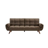 Mikula Reclining 83.1'' Pillow Top Arm Sofa by Corrigan Studio®