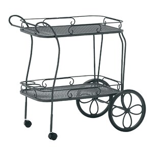 Woodard Tea Bar Cart