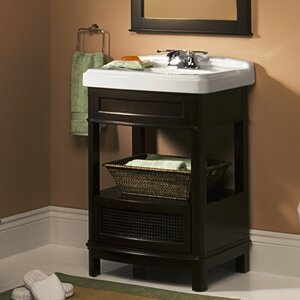 Generations 24.75″ Single Bathroom Vanity Set