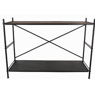 Mccleary Metal 2 Tier Console Table