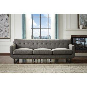 Superior Mckayla Fabric Sofa