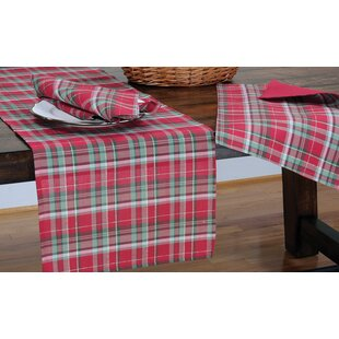 Holiday Tartan Christmas Napkin (Set of 4)  sc 1 st  Wayfair & Lenox Holiday Tartan China | Wayfair