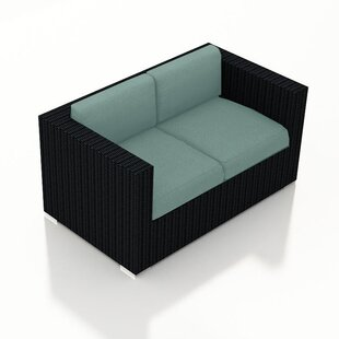 Azariah Loveseat with Cushions by Orren Ellis