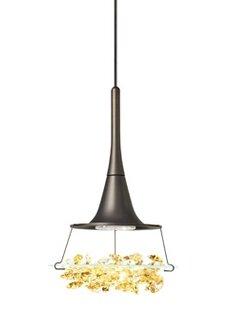 LBL Lighting Vision 1-Light Novelty Pendant