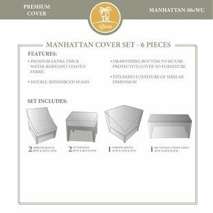 TK Classics Manhattan Winter 6 Piece Cover Set