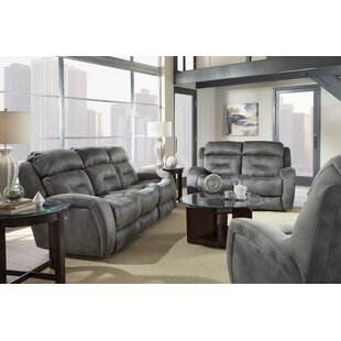 Showcase Reclining Configurable Living Room Set