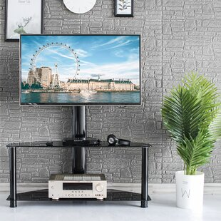 2Tier Floor Stand Mount for Greater than 50 Screens