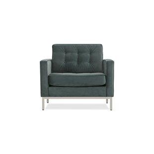 Agostini MidCentury 27 Club Chair by Corrigan Studio