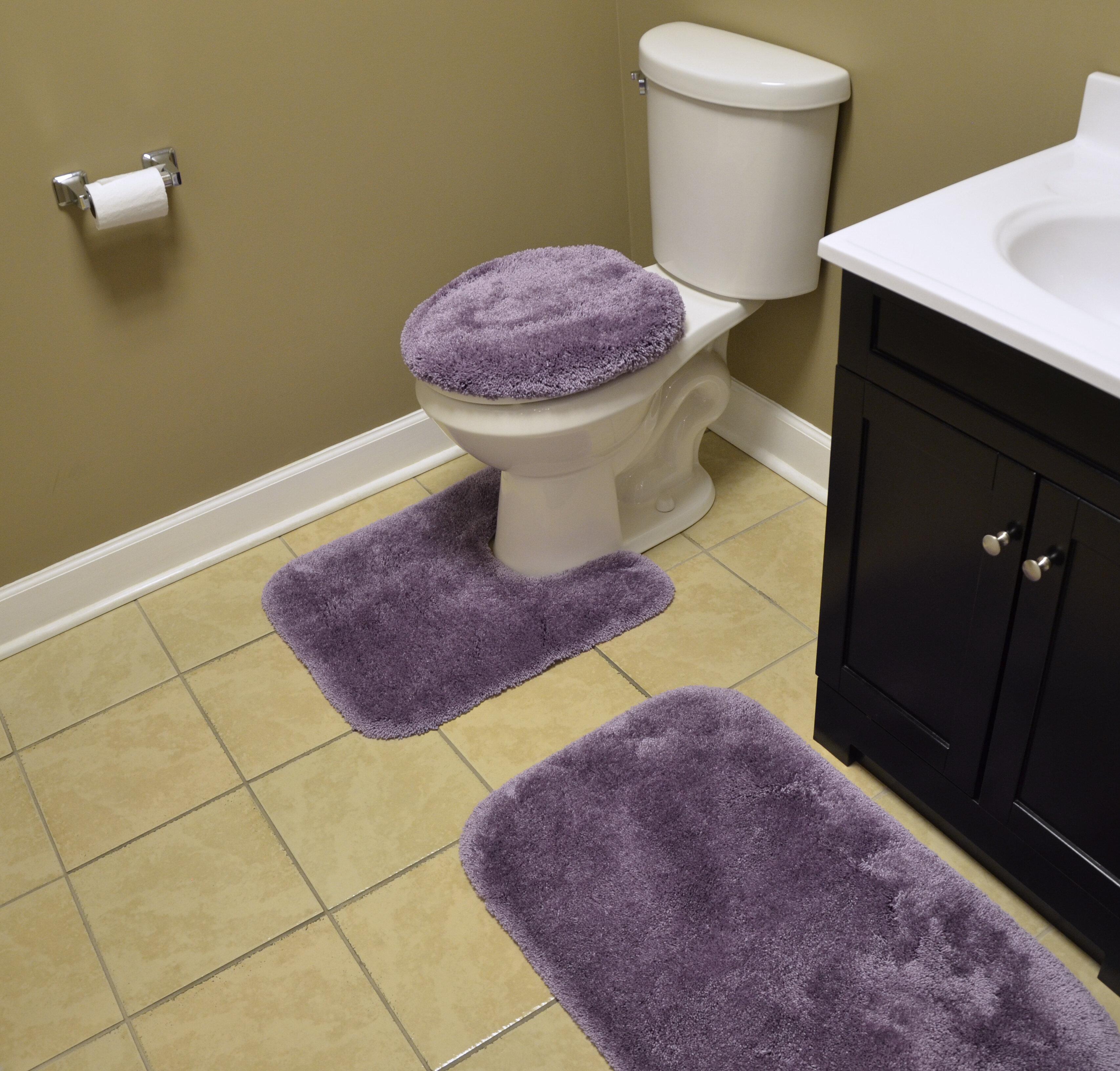 Wildon Home Deyor Bath Rug Set