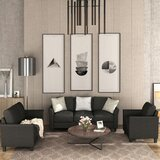 Artak 3 Piece Living Room Set by Red Barrel Studio®