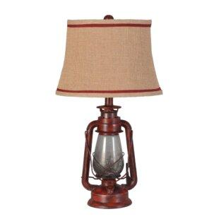Best Reviews Lowesdale Metal 24 Standard Lamp By Loon Peak