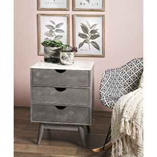Bobby Jones End Table with Storage