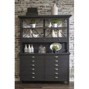 Accentrics by Pulaski Urban China Cabinet