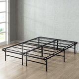 14 Folding Wire-Grid Bed Frame by Alwyn Home